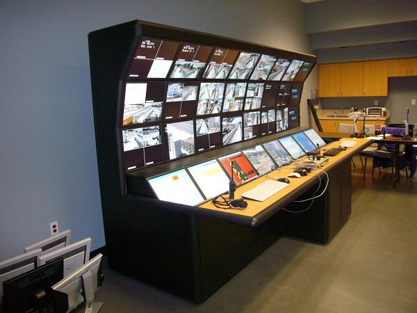 Monitor Console